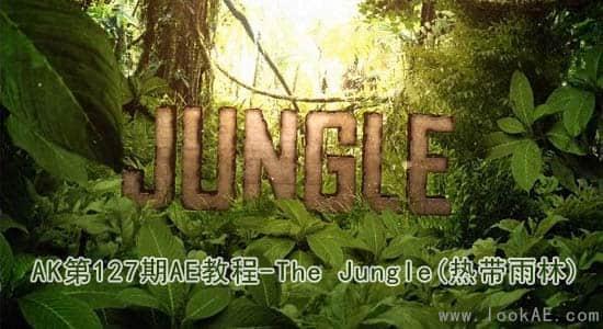AK第127期AE教程-The Jungle(热带雨林)
