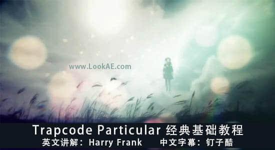 【中文字幕】Trapcode Particular 经典基础AE教程(共12集)插图