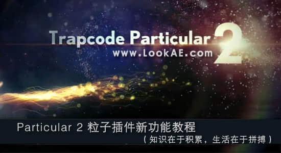Particular 2 粒子插件新功能教程(共两集)