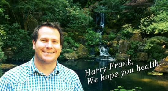 LookAE 网站暂时停止更新,只为我尊敬的 Harry Frank 老师