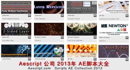 Aescript Scripts