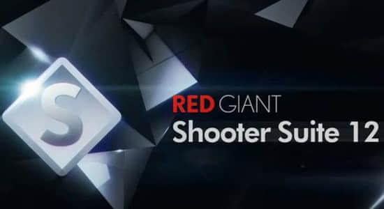 红巨人插件:职业快速套装 Red Giant Shooter Suite 12.5(一键安装)
