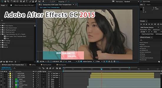 【CG资讯】新版 Adobe CC 2015 先睹为快