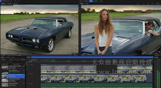 专业剪辑/特效合成软件 Hitfilm 3 Pro(3.1.4016.38036)(Win64)含插件