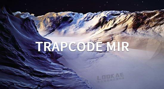 AE三维运动图形插件 Trapcode Mir V2 Beta 公测版(Mac/Win)插图