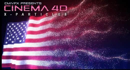 Cinema 4D X Particles