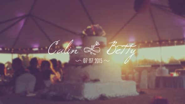 30 Wedding