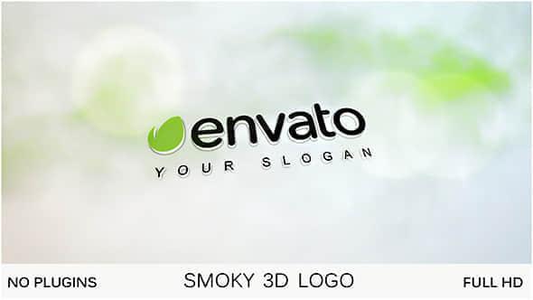 Smoky 3D Logo