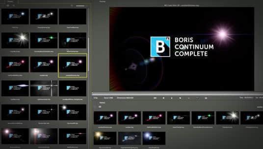 达芬奇/Vegas 视觉特效BCC插件包 Boris Continuum Complete 10.0.2 for DaVinci Resolve and Sony Vegas插图