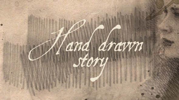 Hand Drawn Story