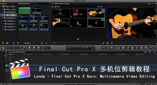 FCPX Multicamera