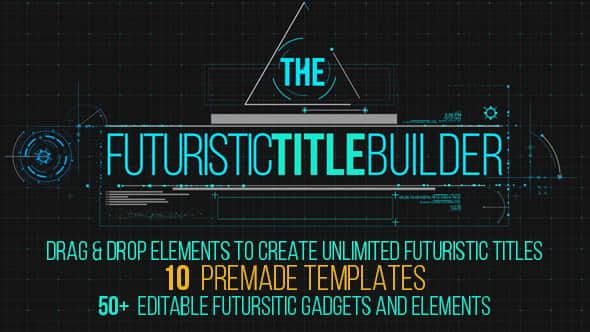 Futuristic Title