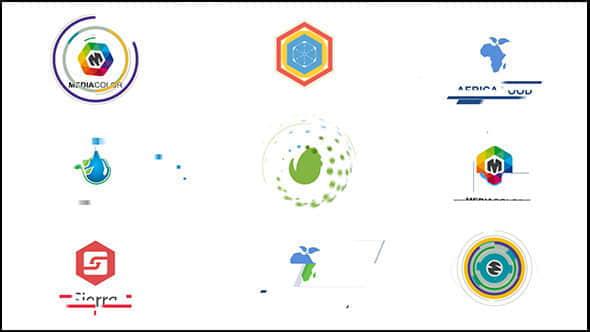 Flat Corporate Logos