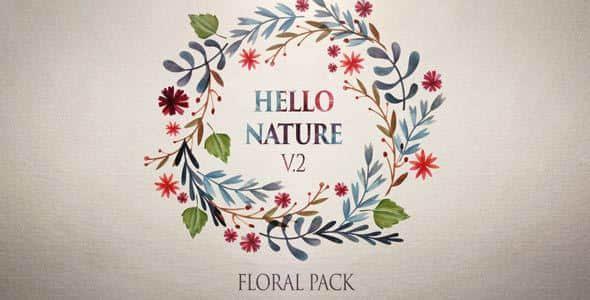 Floral Pack v2
