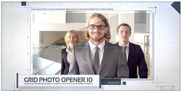 Grid Photo Opener