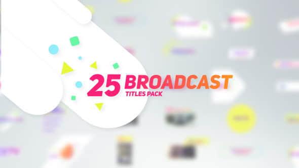 25-broadcast-titles