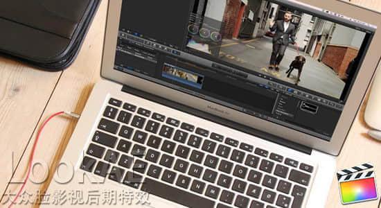 Mac版:FCPX/FCP7 数字转胶片调色插件 FilmConvert Pro v2.201