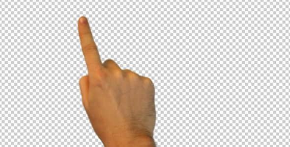 greenscreen-finger