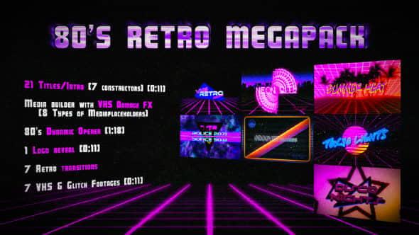 retro-megapack