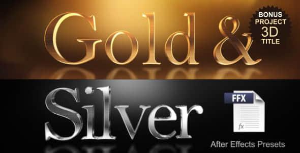 silver-presets
