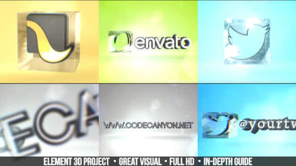 simple-3d-logo