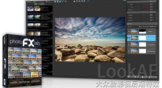 PS调色插件程序合集 Topaz photoFXlab 1.2.11 + 独立版