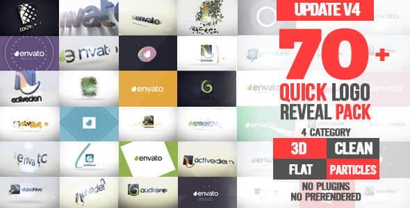 70 Quick Logo