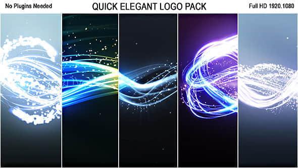 Quick Elegant Logo