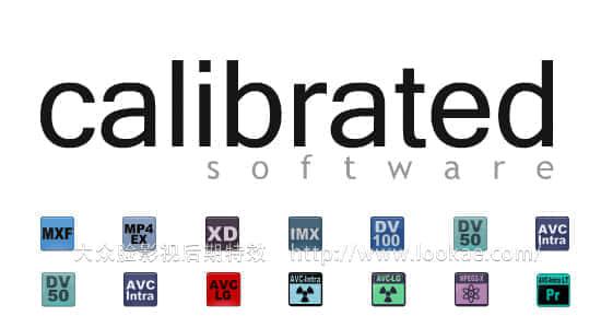 Avid 视频解码包 Calibrated{Q} CODECs Pack 解决特殊视频导入输出播放问题