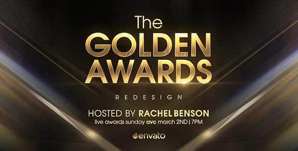Golden Awards Opener Redesign Image