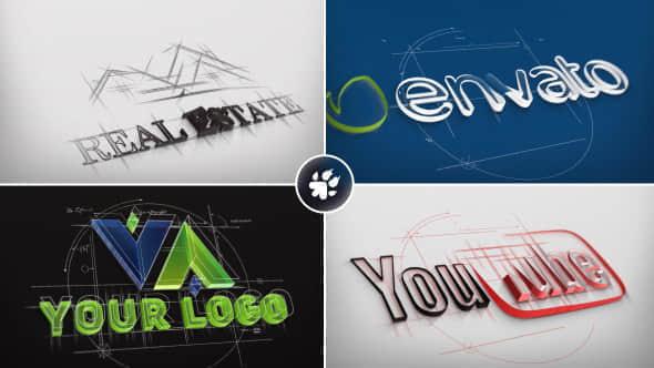 Architect Sketch Logo