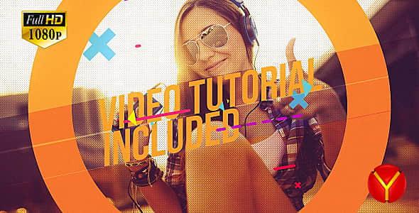 Intro Photo Opener 2