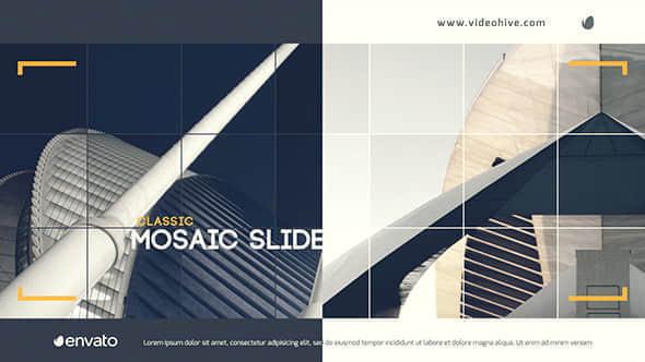 Classic Mosaic Slide