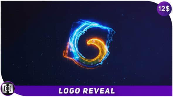 Saber Logo Reveal 3