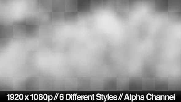 视频素材:云雾烟雾消融转场动画 Flying Through Clouds Transition – 6 Styles