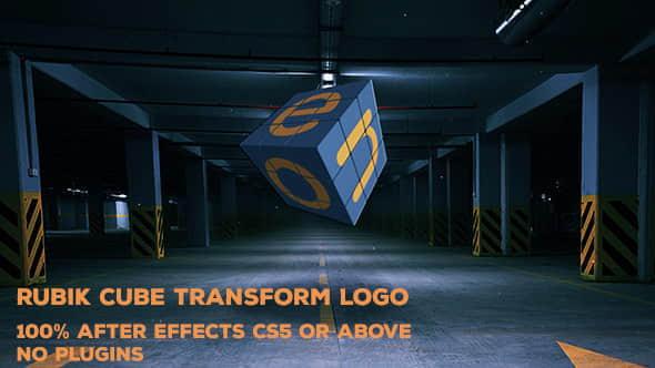 Cube Transform Logo