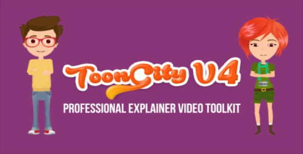 Toon City 4