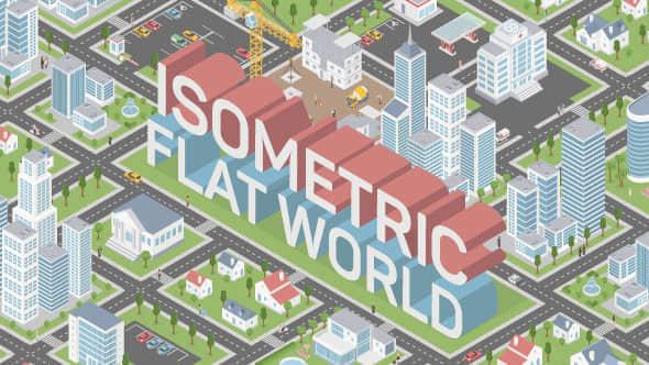 Isometric-Map