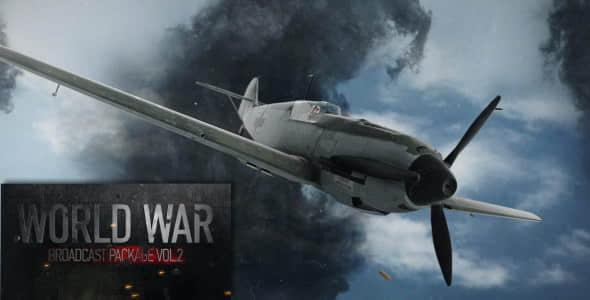 World War Broadcast Package