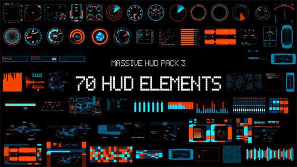 Massive HUD3