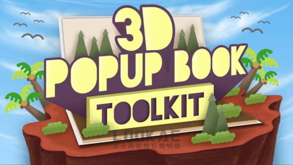 3D Popup Book