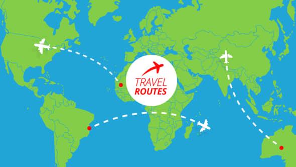 Travel-Routes-Maker