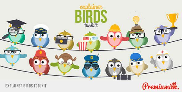 Birds Toolkit