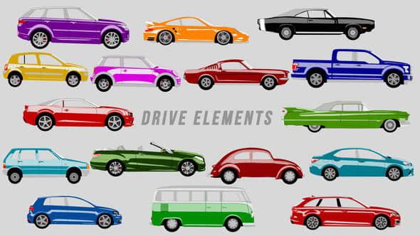 Drive Elements