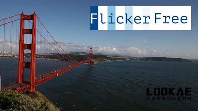 Mac苹果版:视频去闪烁Ae/Pr插件 Flicker Free v1.1.6