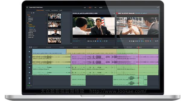 获奥斯卡/艾美奖的非编视频剪辑软件 Lightworks Pro 14.0.0 CE Win/Mac 中文破解版
