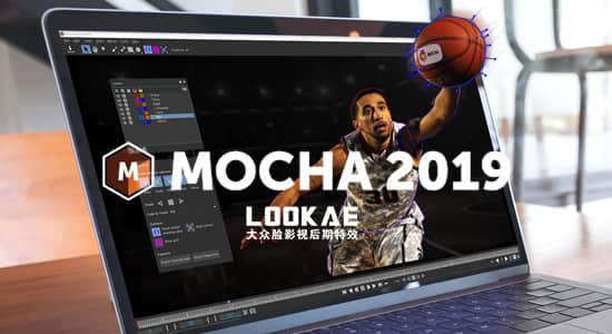 摄像机反求跟踪软件 Mocha Pro 2019 v6.0.0.1882 Win/Mac破解版