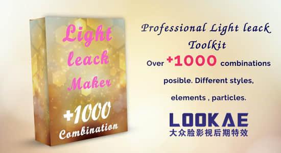 Ultimate Light Leak Maker
