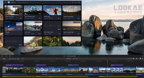 Final Cut Pro X 10.4.4 新功能介绍视频教程  (中文字幕)