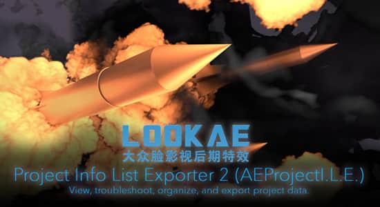Project Info List Exporter